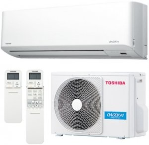 Toshiba Inverter RAS-16N3KVR-E